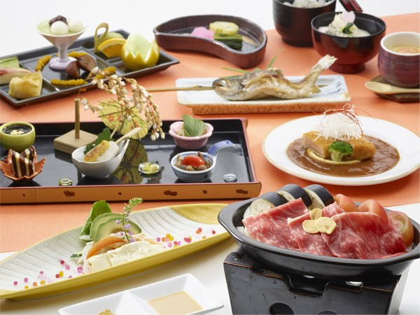 【秋得】【会食場】必見☆ヘルシープラン~ちょっと控えめなお料理~